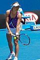 Barbora Zahlavova at the 2011 Australian Open1.jpg