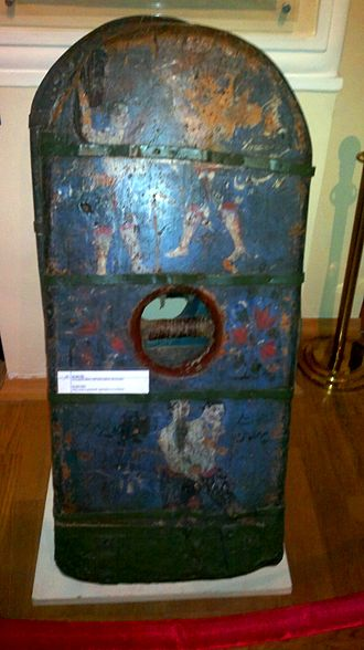 Kettlebell - Medieval kettlebells («bargir»). National Museum of History of Azerbaijan