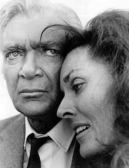 Hoofdrolspelers Buddy Ebsen en Lee Meriwether