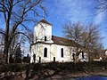 Barnimer Dörferweg Dorfkirche Alt-Lübars.JPG