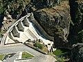 Barragem de Picote durante as obras de 2007 2.jpg