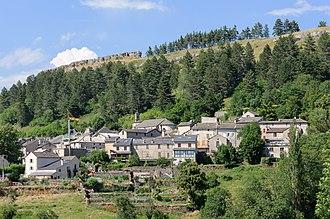 Barre-des-Cévennes - A general view of Barre-des-Cévennes