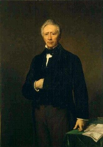 Barthélemy Charles Joseph Dumortier - Barthélémy du Mortier