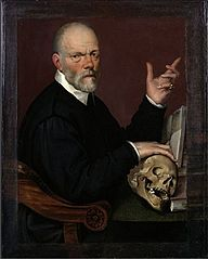 Portrait of the Physician CarloFontana