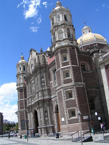 Basilica of Our Lady of Guadalupe %28old%29