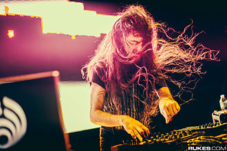 Bassnectar - Image: Bassnectar press photo 2014