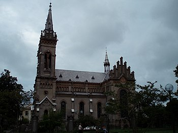 Famous Architecture Buildings In The Philippines gothic revival architecture - wikipedia