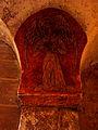 Bayeux (14) Cathédrale Crypte Ange musicien 19.JPG
