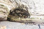 Beach and cliffs near Porte d'Aval, Étretat-8226.jpg
