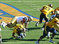 Bears on offense at UCLA at Cal 2010-10-09 38.JPG