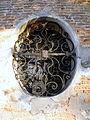 Beata Vergine Maria del Rosario, oval window (Concadirame, Rovigo).jpg