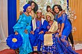 Beautiful African couple and friends.jpg