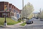 Бук-стрит весной, Холиок, Массачусетс.jpg