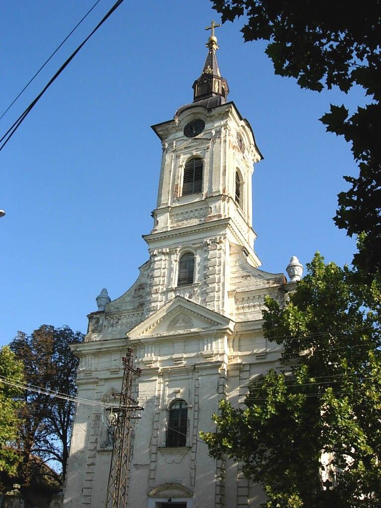 Bela Crkva, Catholic Church
