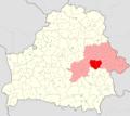 Belarus, Mahilioŭskaja voblasć, Bychaŭski rajon.png