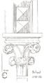 Belmont Abbey Scriptorium Capital Camille Enlart 1921.png