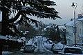 Belvedere Road in snow - geograph.org.uk - 2184822.jpg