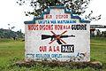 Beni, Nord Kivu, RD Congo. 4 décembre 2014 - Mur d'espoir (15981595192).jpg