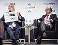 Benjamin Netanyahu und Wolfgang Ischinger MSC 2018 (cropped).jpg