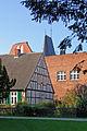 Bergen auf Rügen - Fachwerkhaus nahe St. Marien (2) (11422569564).jpg