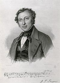 Andreas Peter Berggreen. (Source: Wikimedia)