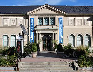 Berkshire Museum - Image: Berkshire Museum 2013