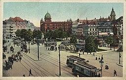 Berlin-Mitte Postkarte 012