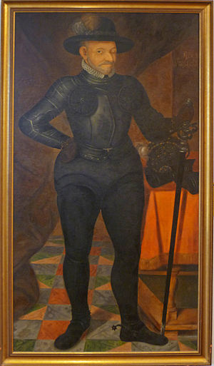 Spandau Citadel - Count Rochus zu Lynar