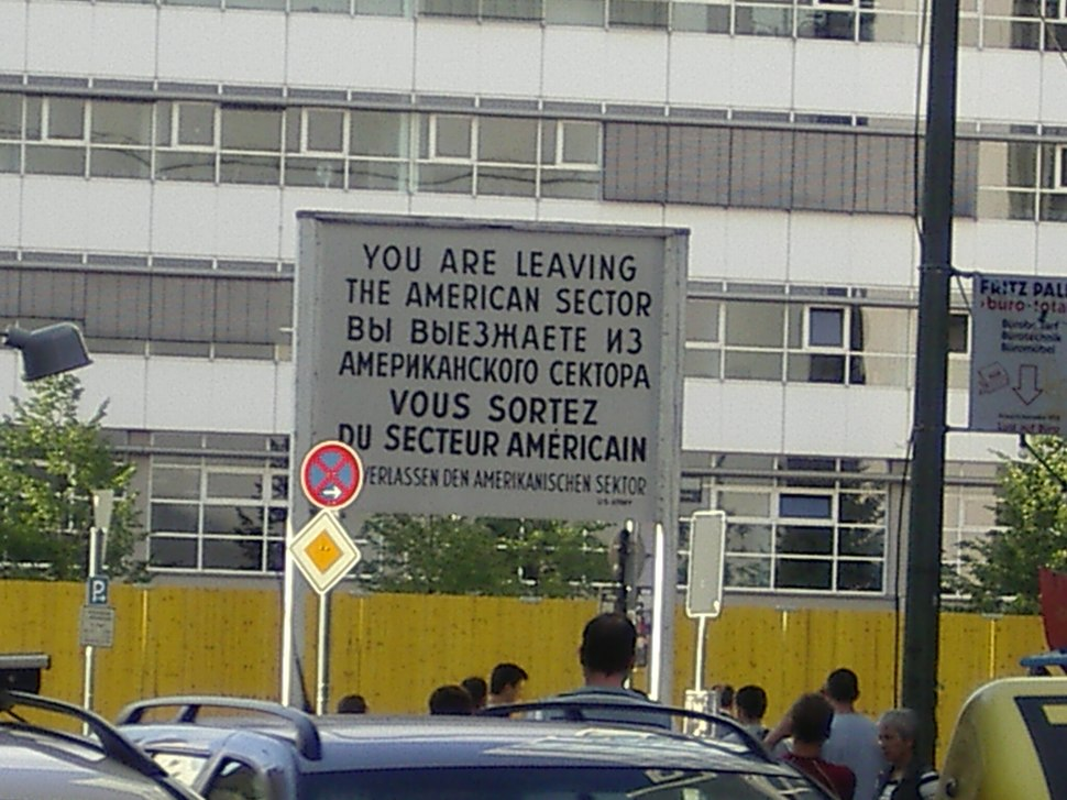 Berlin - You are leaving