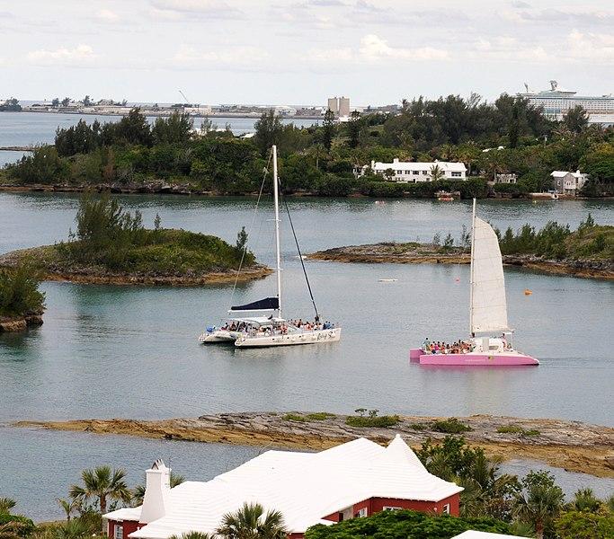 File:Bermuda, Partridge and Cat islands - panoramio.jpg