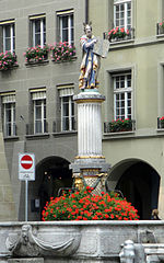 Fontaine de Moïse