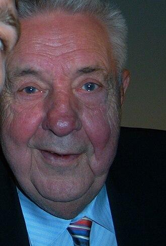 Bert-Åke Varg - Varg in 2007.