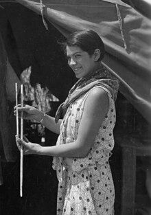 Bertha Parker Pallan