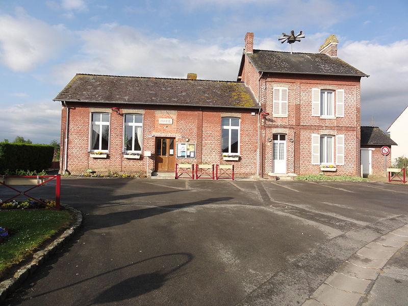 Besny et Loizy (Aisne) mairie