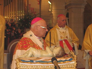 Bishop Michel Sabbah