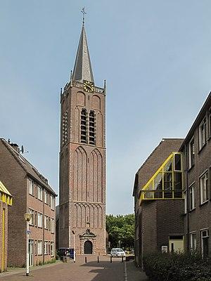 Beverwijk - Beverwijk, church: de Grote Kerk