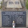 Bezděkov (okres Klatovy), deska pomníku.jpg