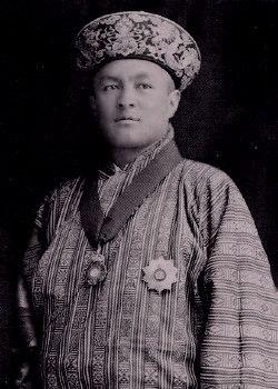 Bhutan-Jigme-Wangchuck
