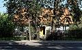 Białystok, dom, po 1880 w osadzie przyfabrycznej Hasbacha, Dojlidy Fabryczne 25g - 002.jpg
