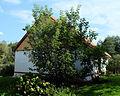 Białystok, dom, po 1880 w osadzie przyfabrycznej Hasbacha, Dojlidy Fabryczne 25g - 004.jpg