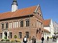 Biblioteka - Stary Ratusz, Olsztyn - panoramio.jpg