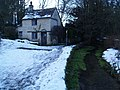 Bibury after snowfall at dusk - geograph.org.uk - 1158864.jpg