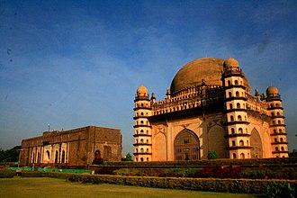 Deccan sultanates - Gol Gumbaz (Bijapur Sultanate)