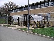 Bike shed 15d06