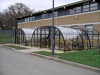 Shed - Modern secure bike sheds