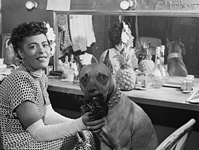 Billie Holiday Wikipedia