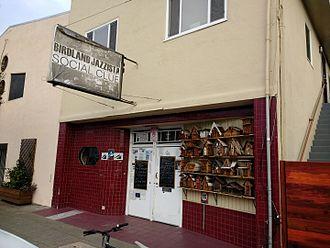 Longfellow, Oakland, California - Birdland Jazzista Social Club