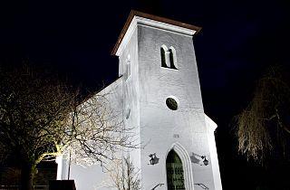 Birkeland Church Church in Vestland, Norway
