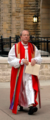 Bishop Gene Robinson walking outside 2006-06-16.png