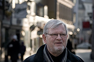 Martin Lind Swedish theologian